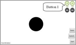 Calibration interface