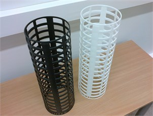 Preparation for further research, printed 3D models from ABS plastic