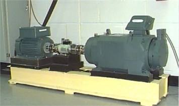 Bearing experiment system
