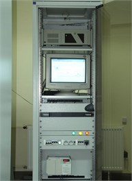 AGH laboratory test stand