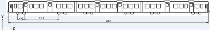 Registered rolling stock