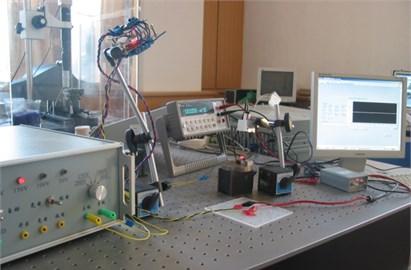 Laser deflection system