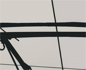 Original pantograph-catenary image