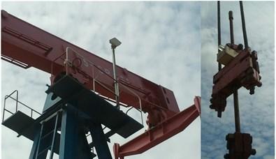 Testing equipment of oil well