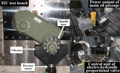 ISU bench schematic
