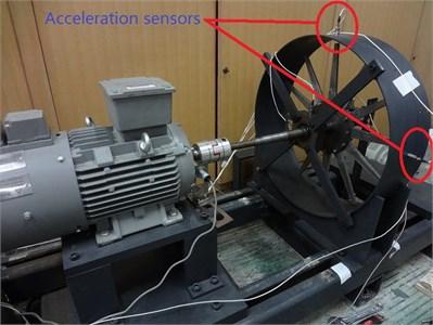 Rotor-disk-bearing-stator experimental rig