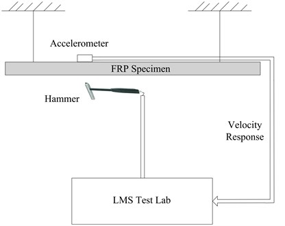 Schematic of experimental setup of IRDM