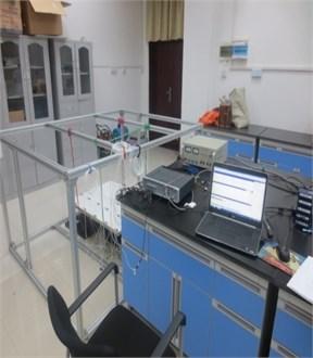 Experimental setup of PIM