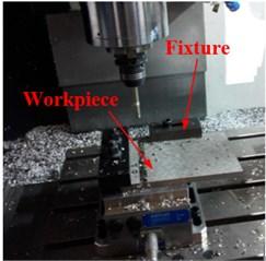 Measurement of milling force coefficients
