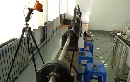 The particular form of SHPB test system
