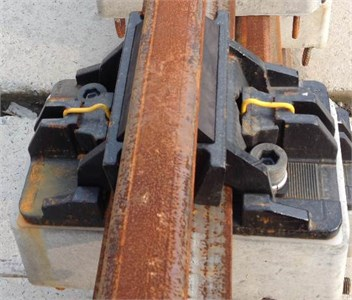 The detail structural components of rail suspension fastener