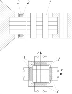 The design of the all-metal vibration insulator with controlled elastic-hysteretic characteristics [27]