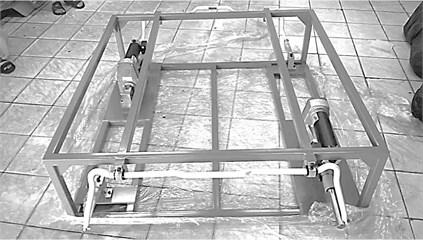 AARB HIL testing rig