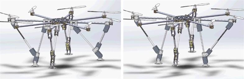 Virtual prototype of scaled model