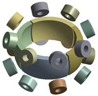 Motor model illustration