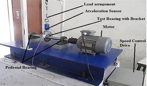 Experimental test rig