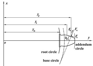 Dynamic analysis of torus involute gear including transient