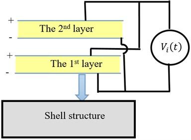 Schematic diagram for circuit