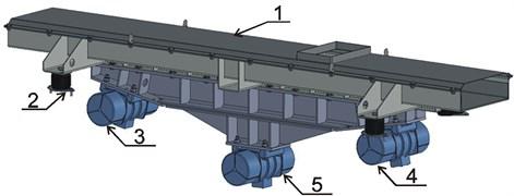 Two-way conveyor of the Eralki Company [5]