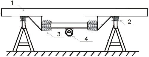 Two-way vibratory conveyor US 6029796 2000 [6]