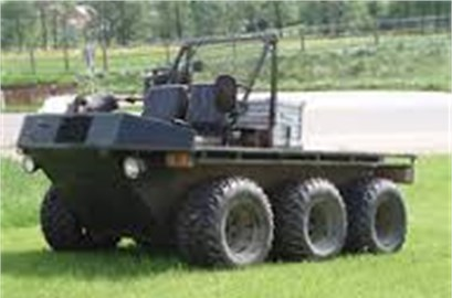 All terrain mobility platform – Supacat [14]