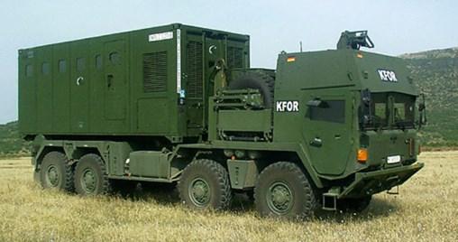 Military truck – MAN SX45 [6]