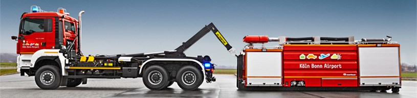 Swap body vehicles – Roll-off containers [8]