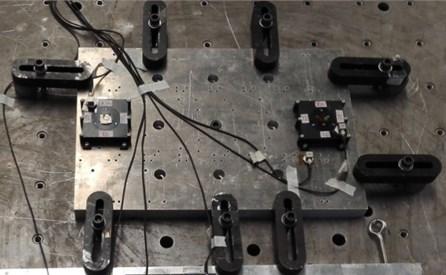 Mechanical test site