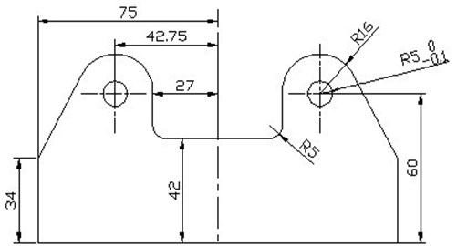 Schematic diagram of lug joint