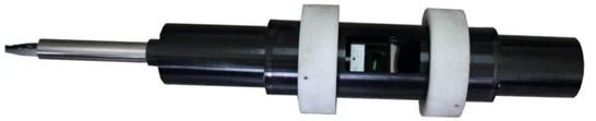 Intelligent bore peek and measurement system based on machine vision technology for gun barrel