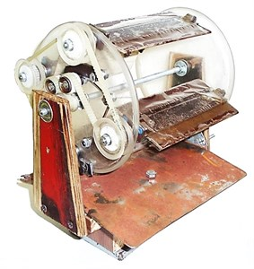 Model of a device investigated before [1, 2]