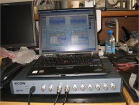 ECON6008vibration measurer