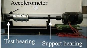 Bearing test rig