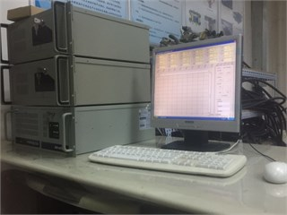 The data acquisition system
