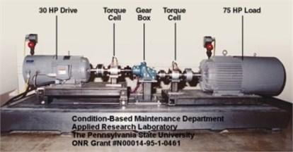 Mechanical diagnostic test bed