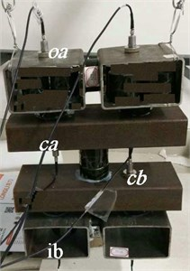 Experimental models of two-level substructures