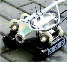 Crawler inspection robot