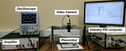 Computer based experimental system