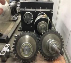 The variation amplitude  of gear backlash is 0.35