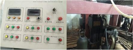 The electro-hydraulic servo system