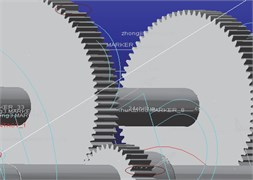Dynamics model of the gear broken teeth-pitting compound fault