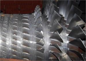 Broken and worn blades