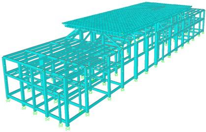 The original framework model