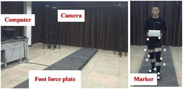Human motion capture system