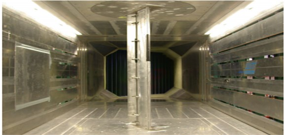 Wind tunnel experiment of the high-lift airfoil
