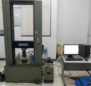 SANS test system