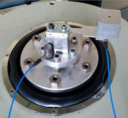 Purpose-built specimen used for the experimental validation