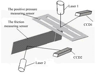 Photoelectric detection system structure