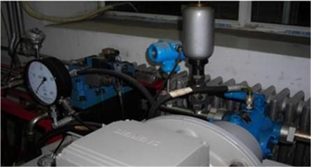 A hydraulic pump system
