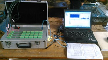 Test instruments for pressure fluctuation